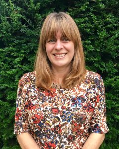 Kay Hamilton – Parish Clerk